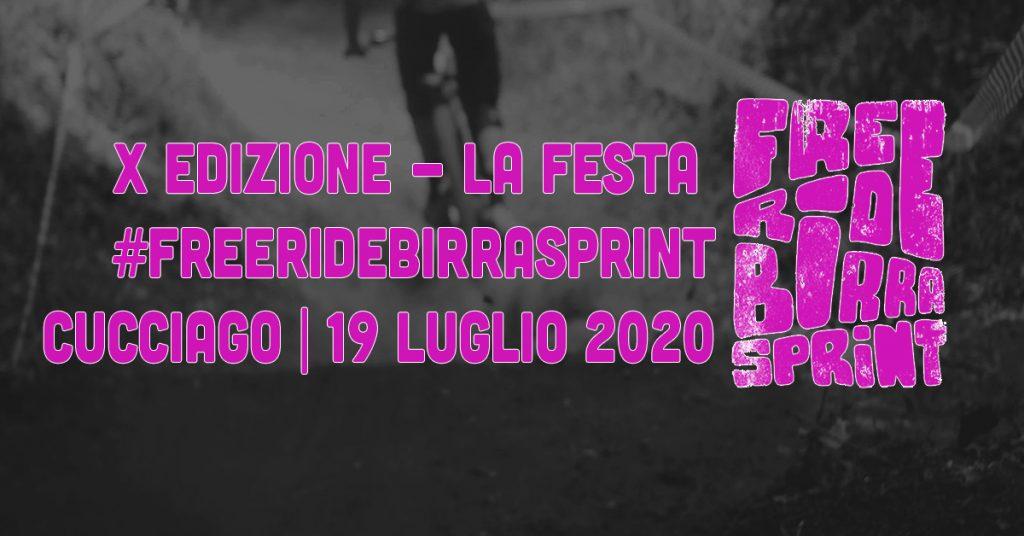 Freeride BirraSprint Cucciago